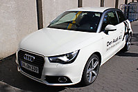 Audi A1 - Probefahrt Event