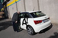 Audi A1 Probefahrtevent in Nürnberg - 18.09.2010