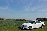 Audi A5 Shooting in Großenseebach - 19.05.2012