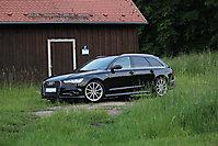 Audi A6 Shooting - 05.06.2016