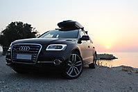 Audi SQ5 am Meer - 09.2016