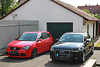 VW Polo GTI Cup Edition vs. Audi A1