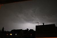 Unwetter in Nürnberg - 30.06.2012
