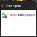 Google Android Smart Lock