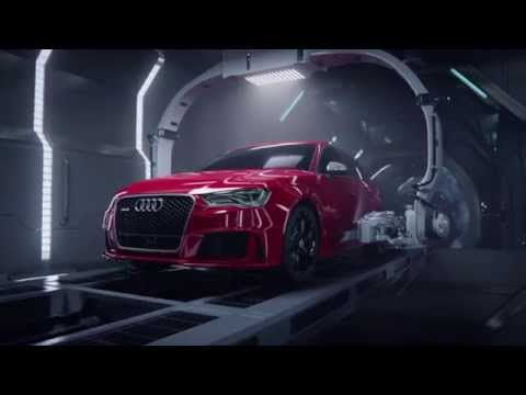 Audi RS3 Birth