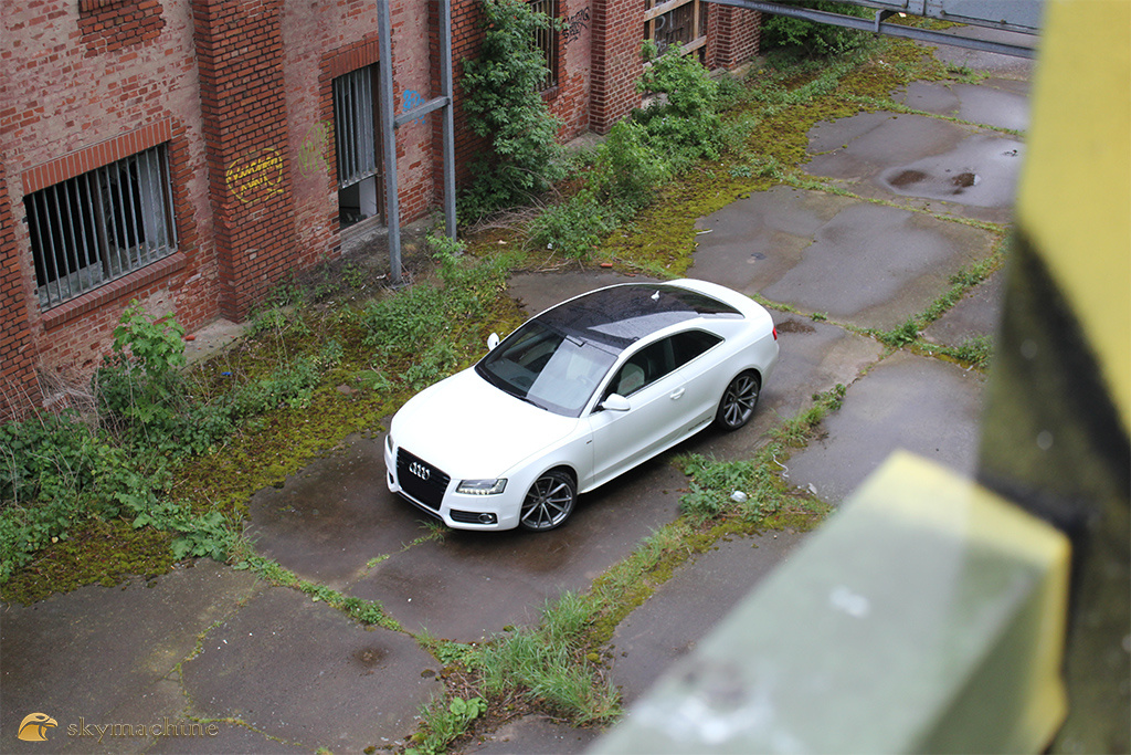 Audi A5 - Lost Place